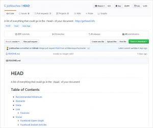 02-github-head-tags-reference – Webmaster Kitchen – Türkiye