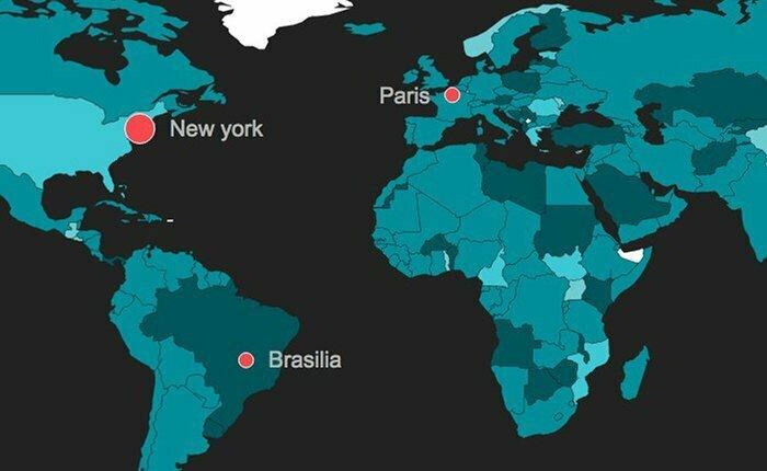 Özel Haritalarınız için JavaScript Kütüphaneleri | Webmaster Kitchen