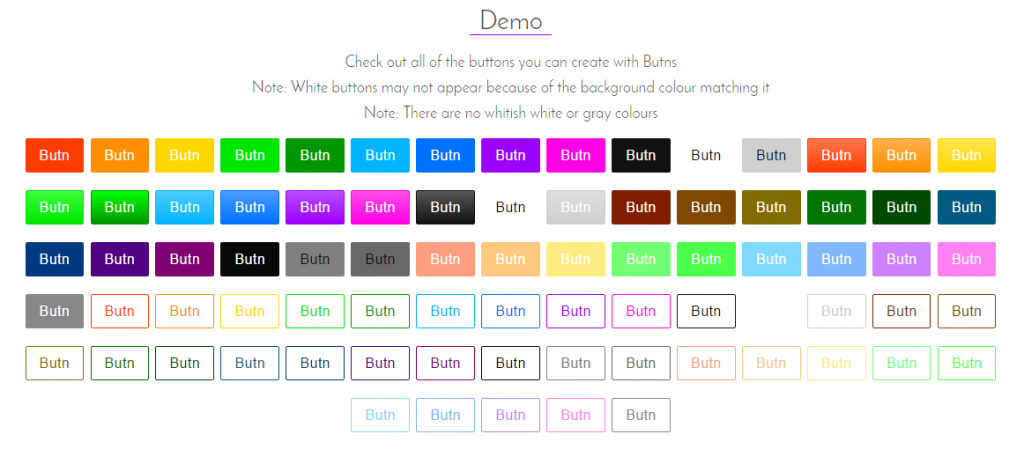 Webmaster-kitchen-butns-css-demos
