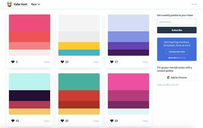 Web Tasarımcıları İçin En İyi Renk Araçları   Webmaster Kitchen