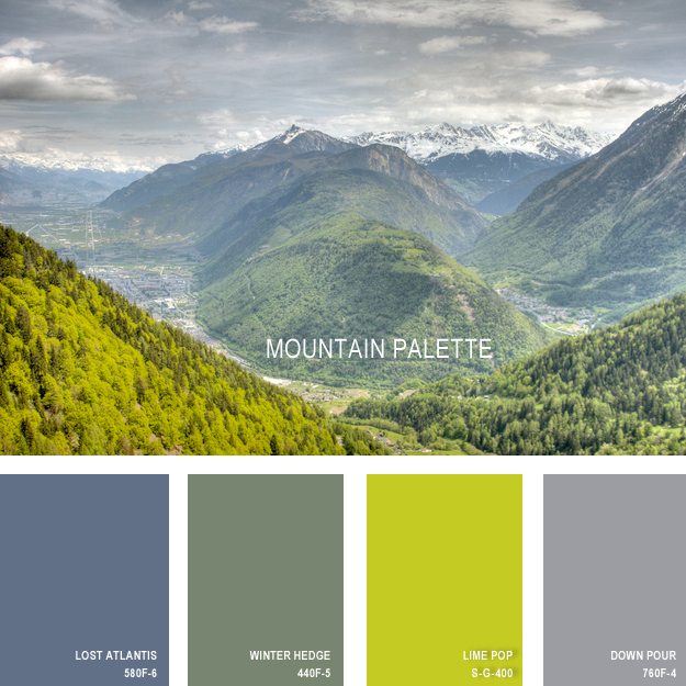 dag-renk-paleti