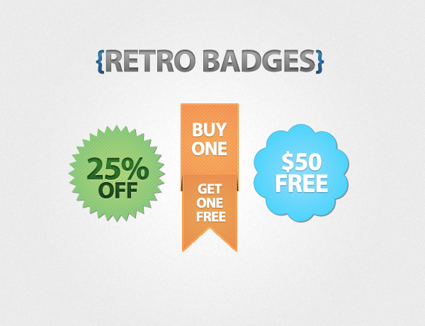 free-retro-badges