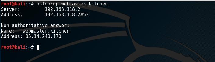 Aktif ve Pasif Bilgi Toplama #4   Webmaster Kitchen