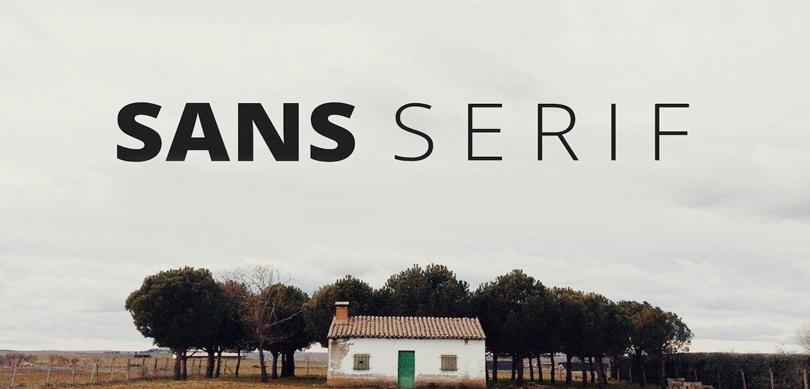 20 Ücretsiz İndirebileceğiniz Sans Serif Font | Webmaster